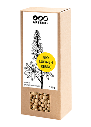Artemis_Bio Hof Haas_Bio Lupinenkerne_Packung