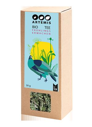 Artemis_Bio Hof Haas_Kräutertee_Frühlingserwachen